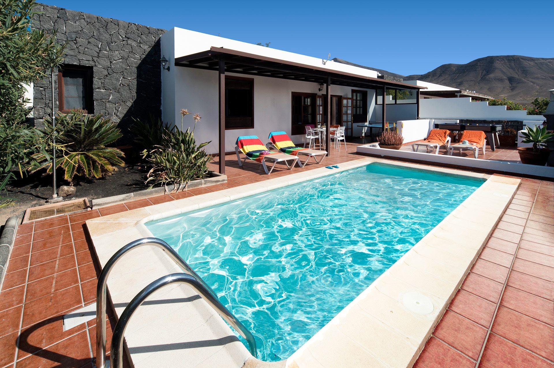 Villa Pola Marinas, Playa Blanca, Lanzarote