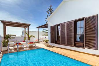 Villa Princesa Dacil, Tias, Lanzarote