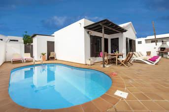 Villa Guacimara, Puerto del Carmen, Lanzarote