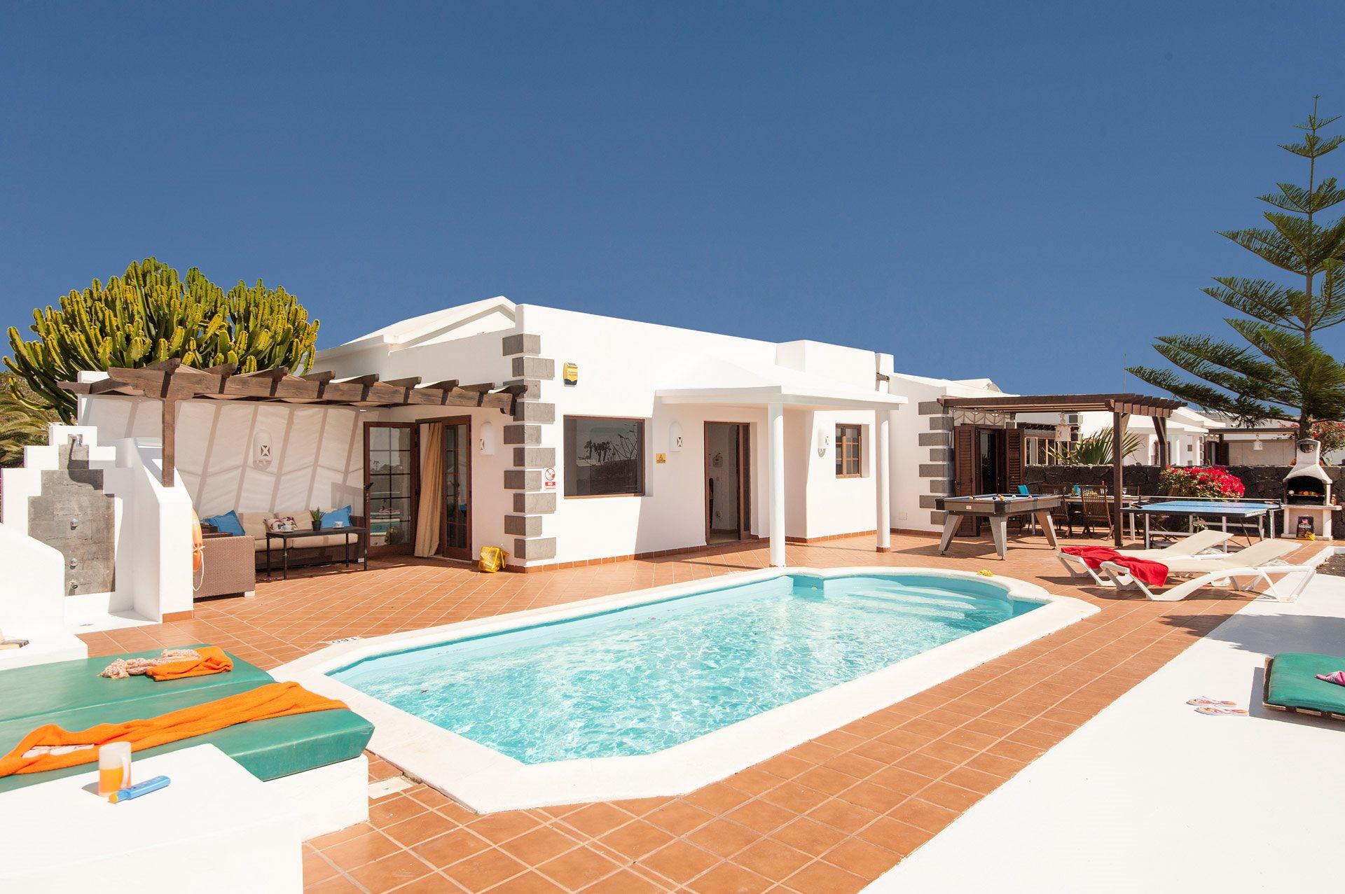 Villa Rey, Playa Blanca, Lanzarote