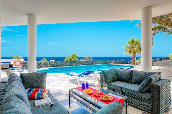 Villa Rodea Cuatro, Playa Blanca, Lanzarote, Spain
