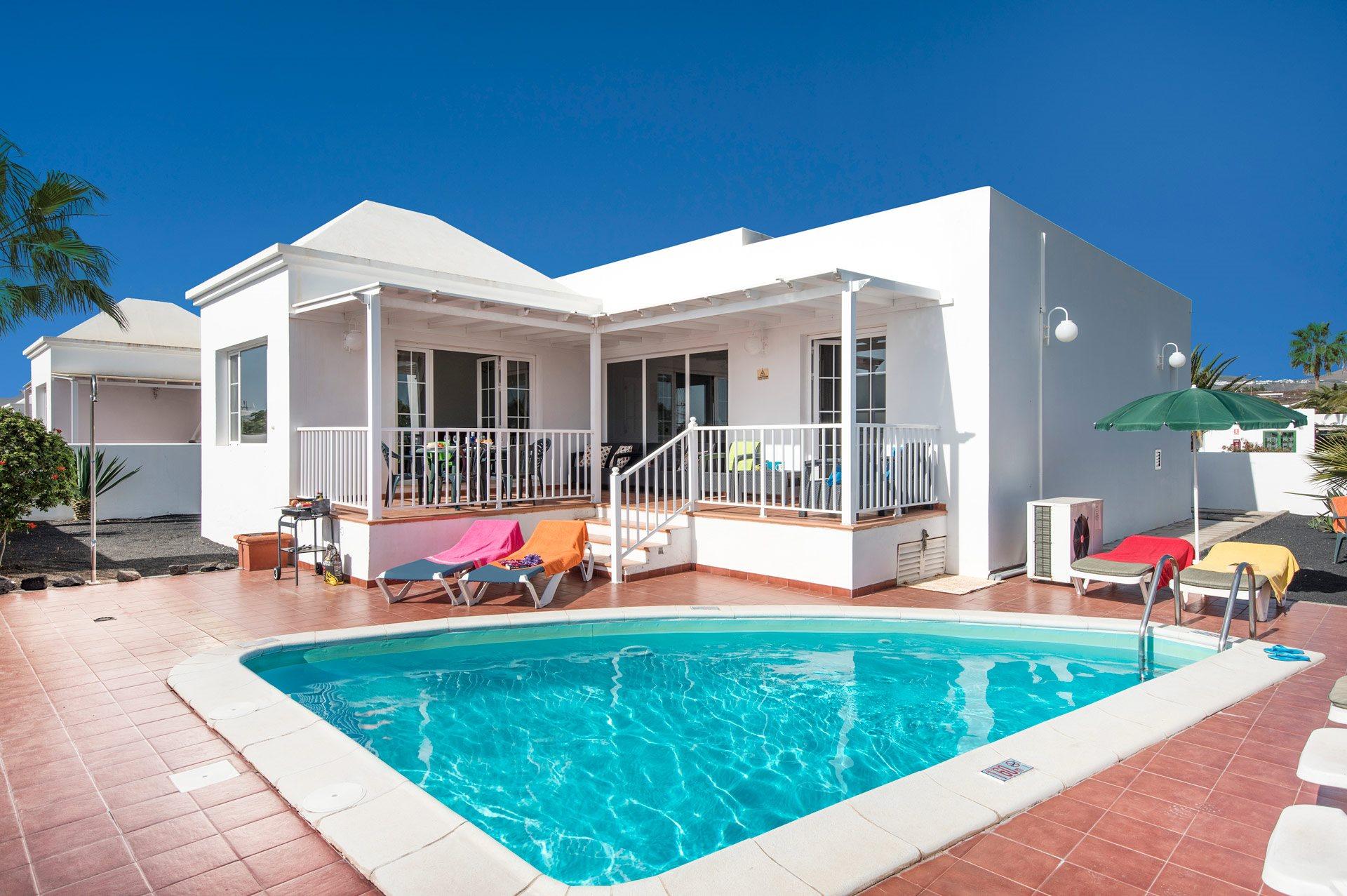Villa Rosa Mojones Tres, Puerto del Carmen, Lanzarote, Spain