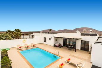 Villa Sandra, Playa Blanca, Lanzarote