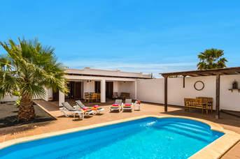 Villa Shaula, Playa Blanca, Lanzarote