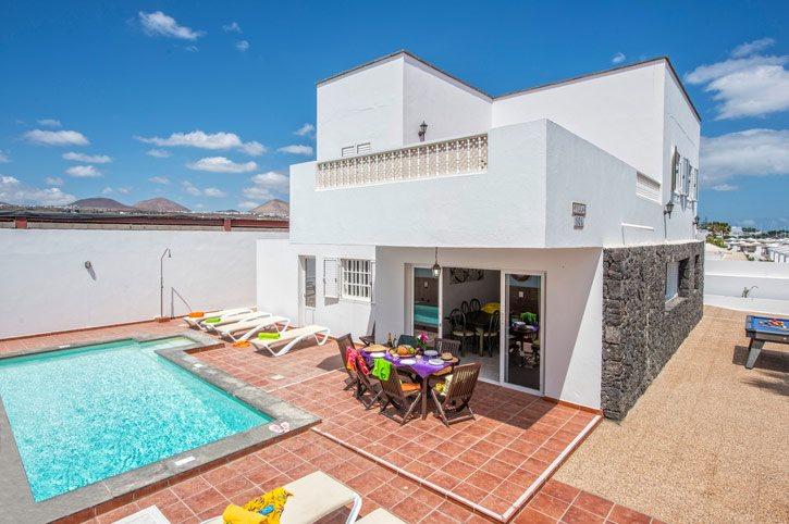Villa Sol Lanzarote, Puerto del Carmen, Lanzarote
