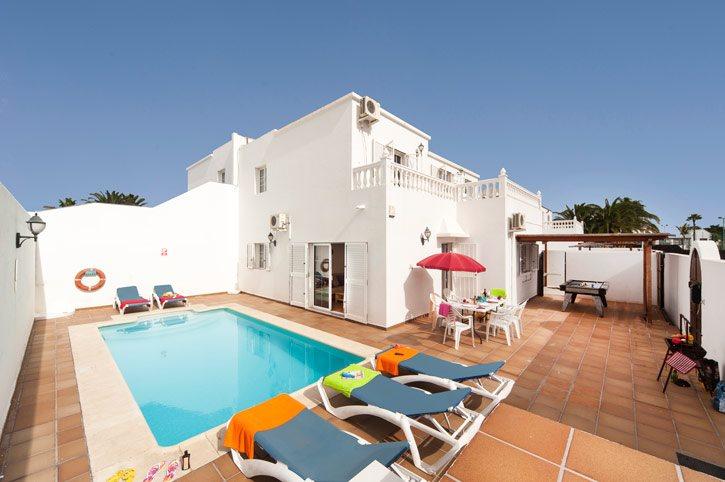 Villa Susie, Puerto del Carmen, Lanzarote