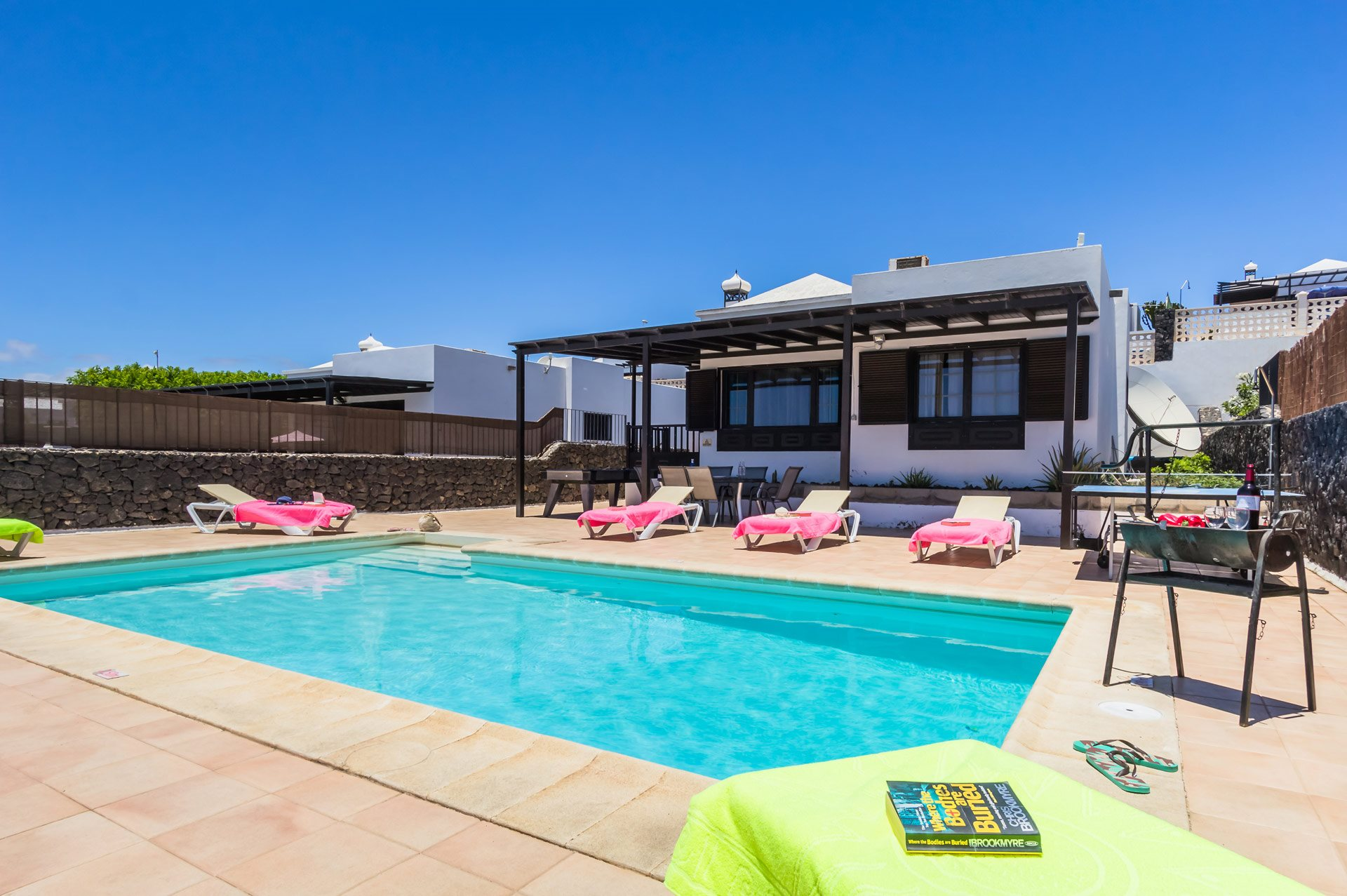 Villa Tahiche, Puerto del Carmen, Lanzarote