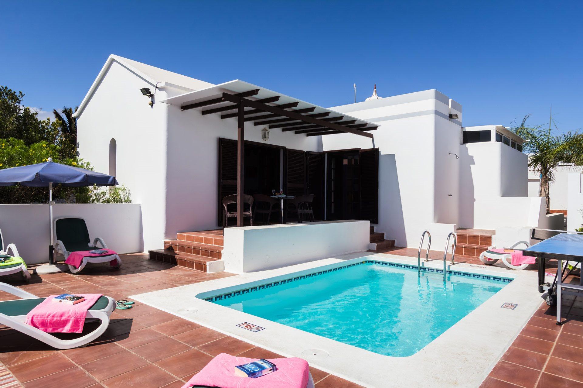 Villa Tara Lanzarote In Matagorda, Lanzarote | Villa Plus