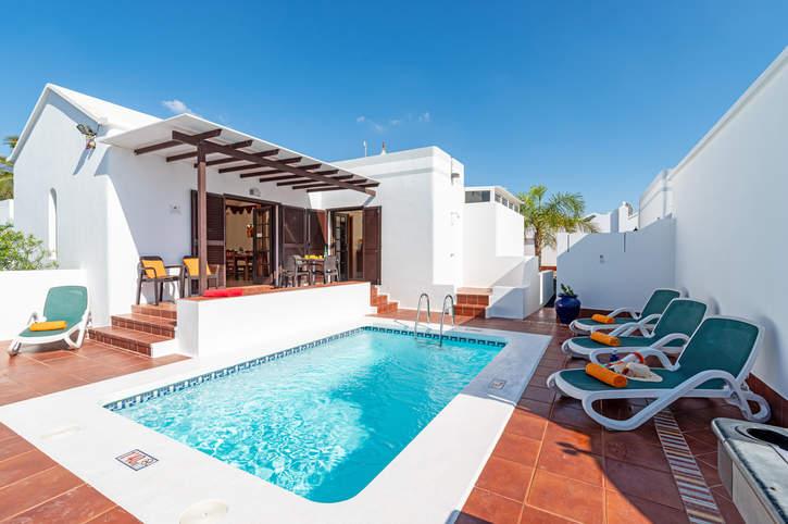 Villa Tara Lanzarote, Matagorda, Lanzarote, Spain