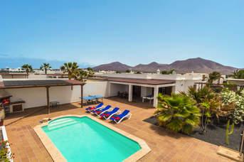 Villa Tierra, Playa Blanca, Lanzarote