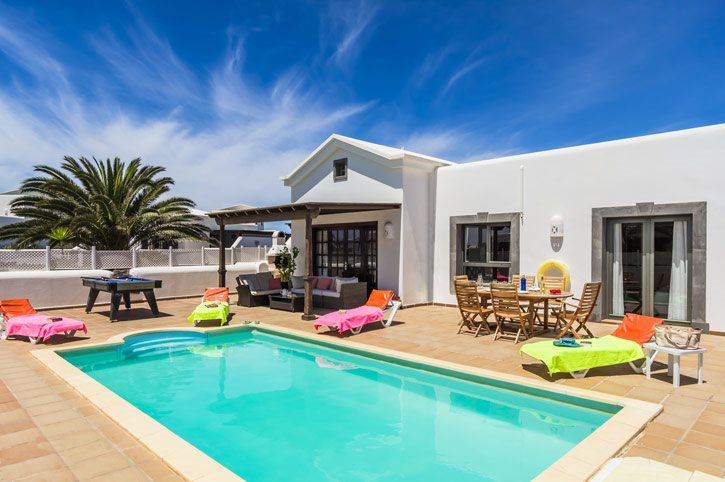 Villa Timanfaya, Playa Blanca, Lanzarote