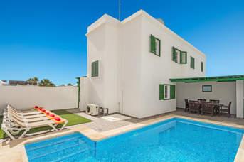 Villa Togio, Puerto del Carmen, Lanzarote