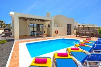 Villa Veraniego, Playa Blanca, Lanzarote