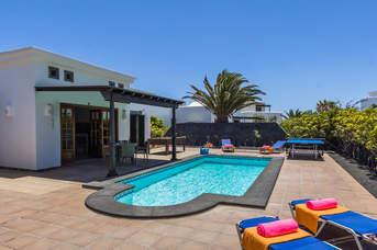 Villa Victoria Luz, Playa Blanca, Lanzarote