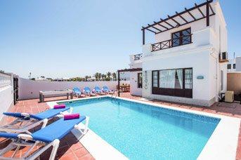 Villa Amapola Pocillos, Matagorda, Lanzarote