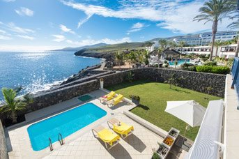 Villa Vista Oceano, Puerto Calero, Lanzarote