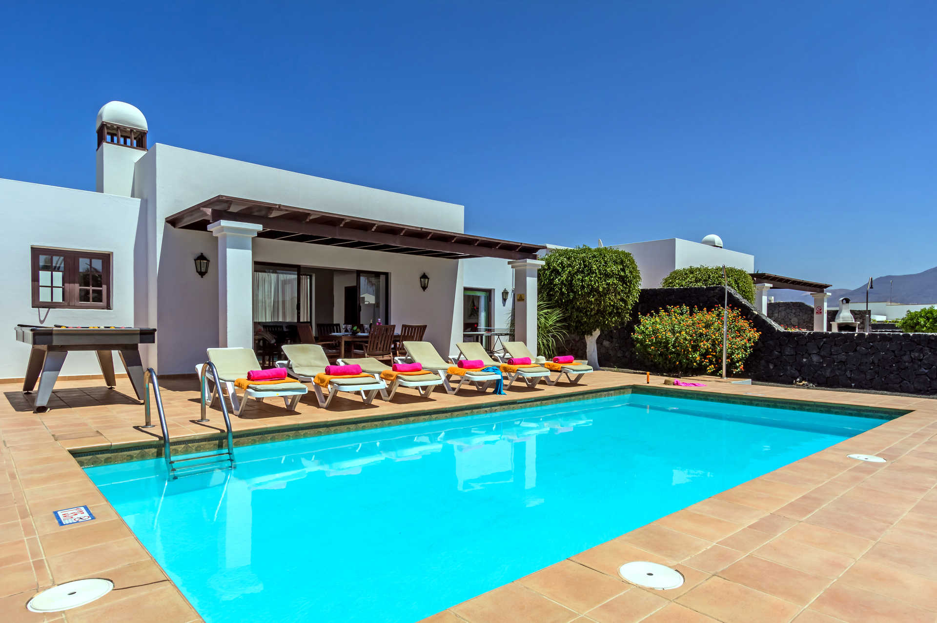 Villa Yaiza, Playa Blanca, Lanzarote