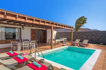 Villa Yasmina, Playa Blanca, Lanzarote