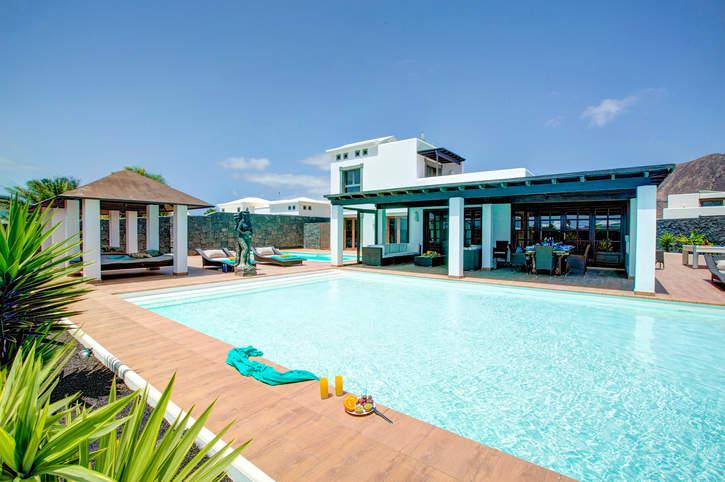 Villa Zen, Playa Blanca, Lanzarote, Spain
