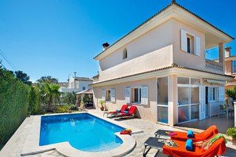 Villa Albatros, Alcudia, Majorca, Spain