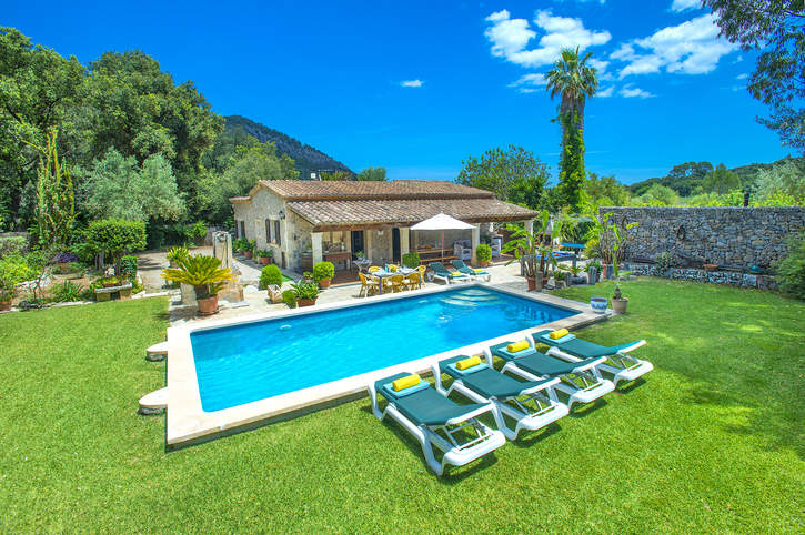 dee781ac3de Villa Burgat In Pollensa, Majorca | Villa Plus