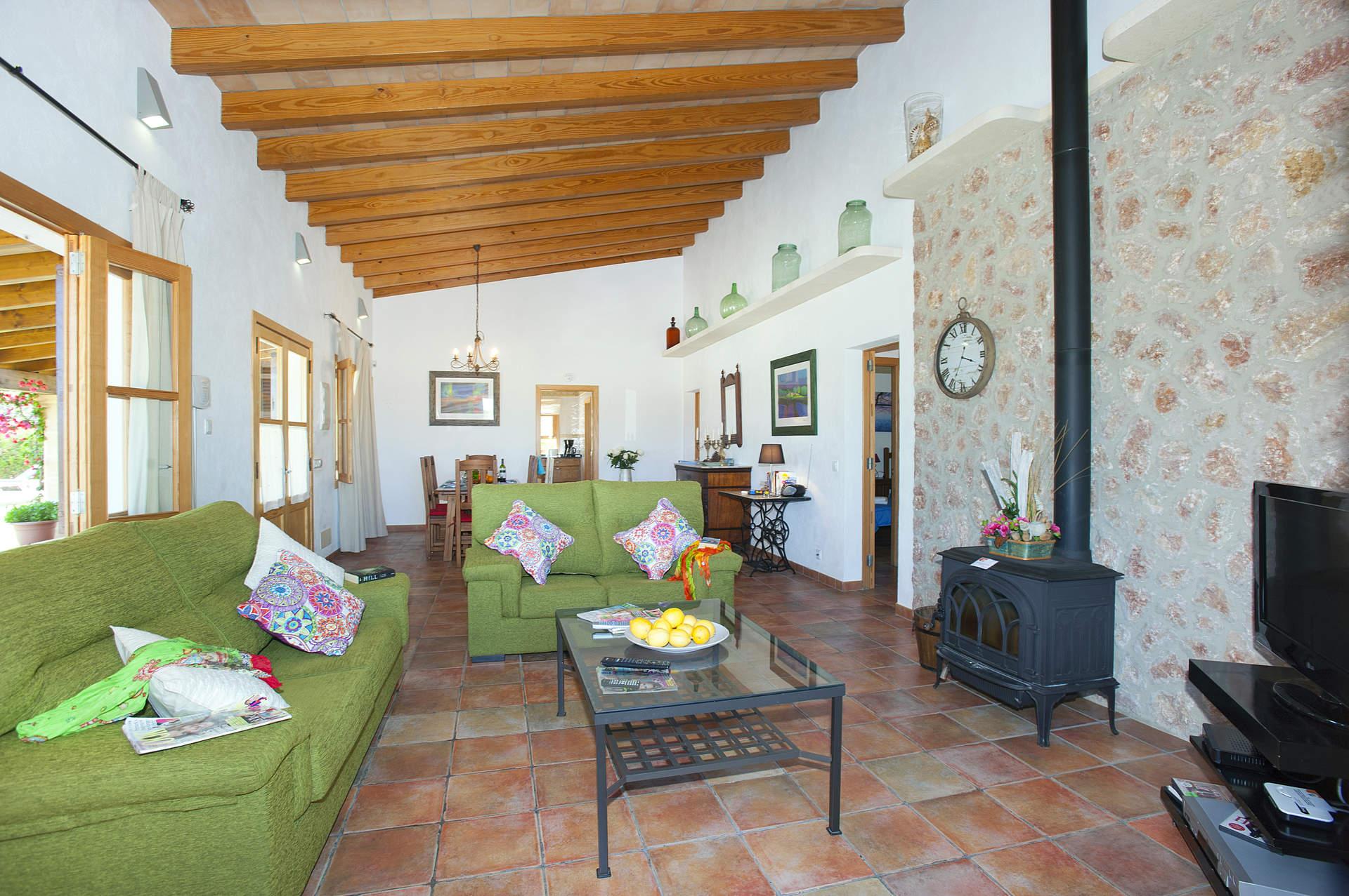 Villa Burgues In Pollensa Majorca Villa Plus