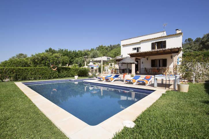 Villa Cal Gall, Pollensa, Majorca, Spain