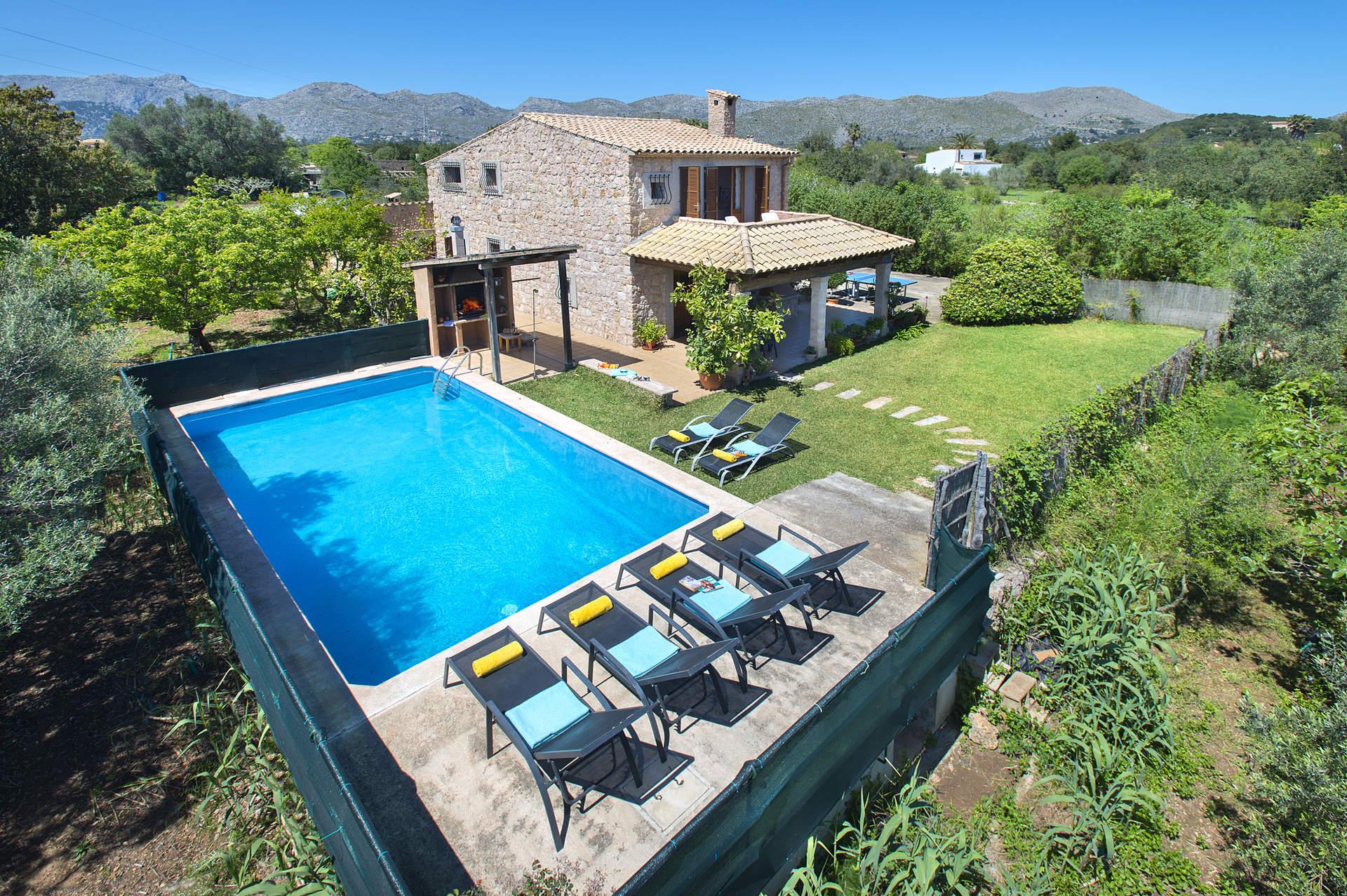 17d5d89238d ... Spain Villa Can Avinent, Pollensa, Majorca, ...