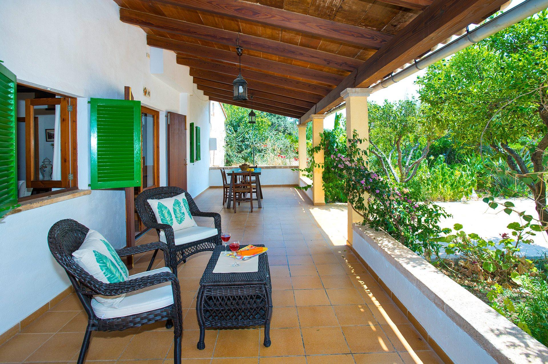 Villa Can Gato In Pollensa Majorca Villa Plus