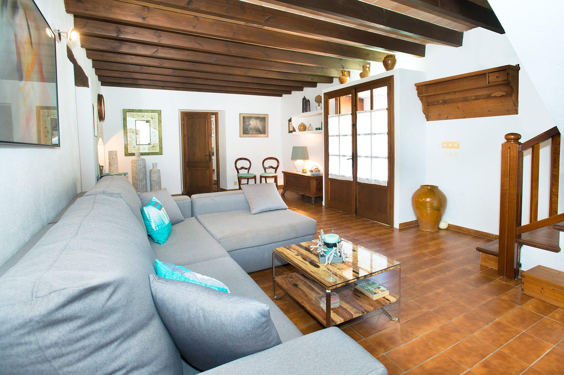 Villa Can Guineu In Pollensa Majorca Villa Plus