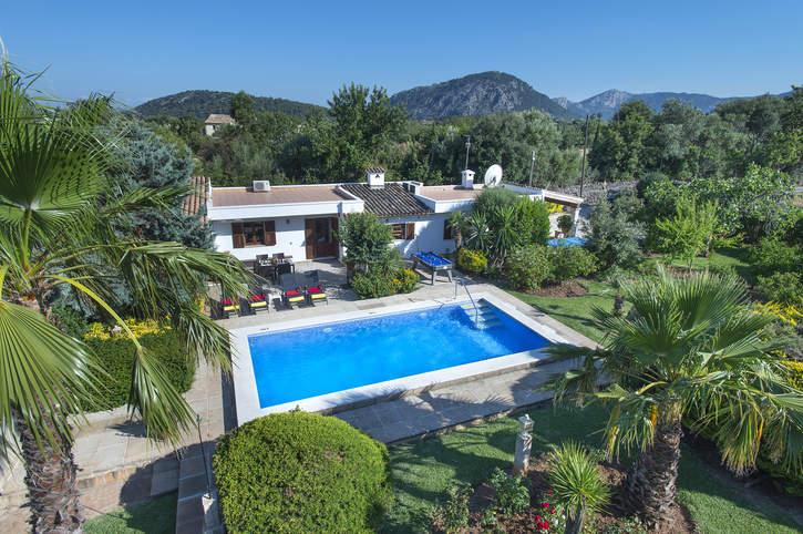 Villa Can Pina, Pollensa, Majorca, Spain
