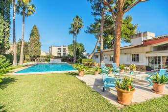 Villa Can Ros, Puerto Pollensa, Majorca, Spain