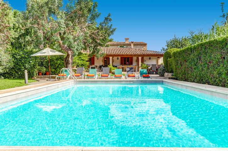 Villa Ca'n Segui, Pollensa, Majorca, Spain