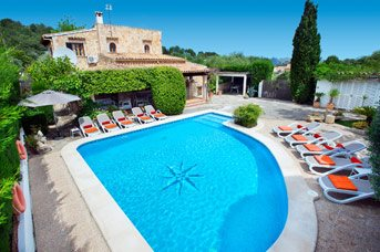 Villa Carmen, Pollensa, Majorca, Spain