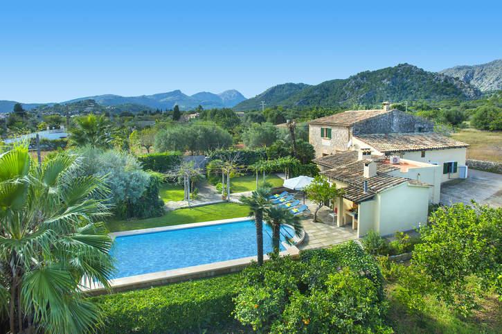 Villa Casa Pepe, Pollensa, Majorca, Spain