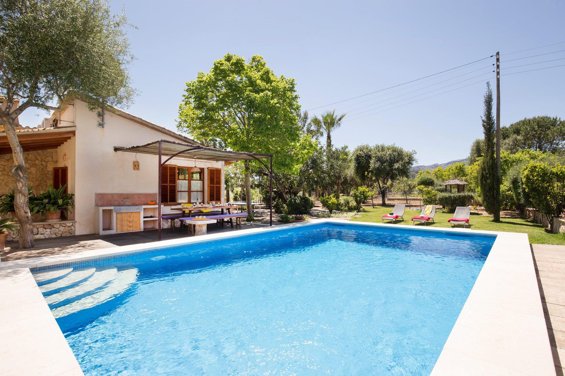 Villa Catalina, Pollensa, Majorca, Spain