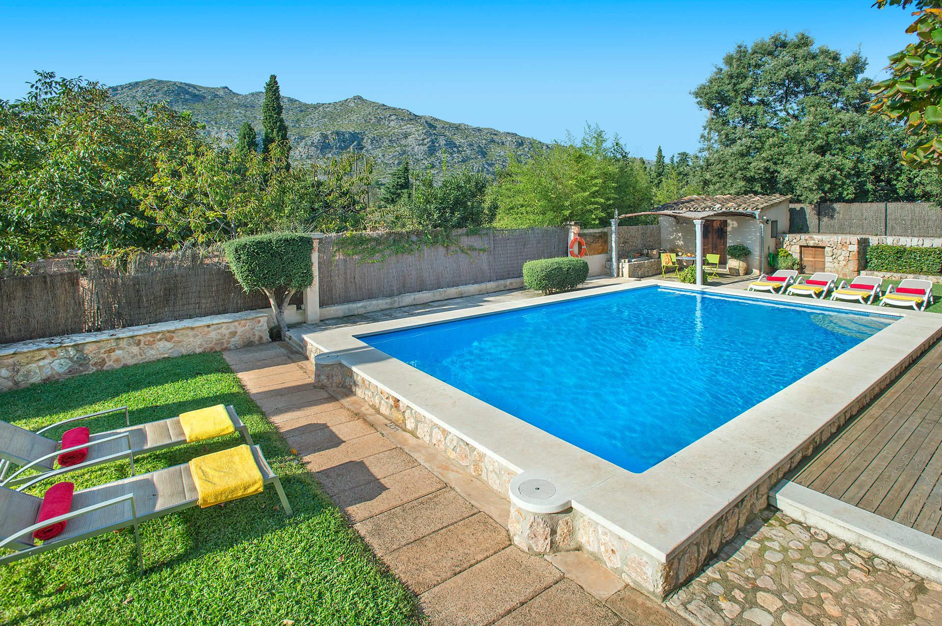 Villa Catalina In Pollensa Majorca Villa Plus