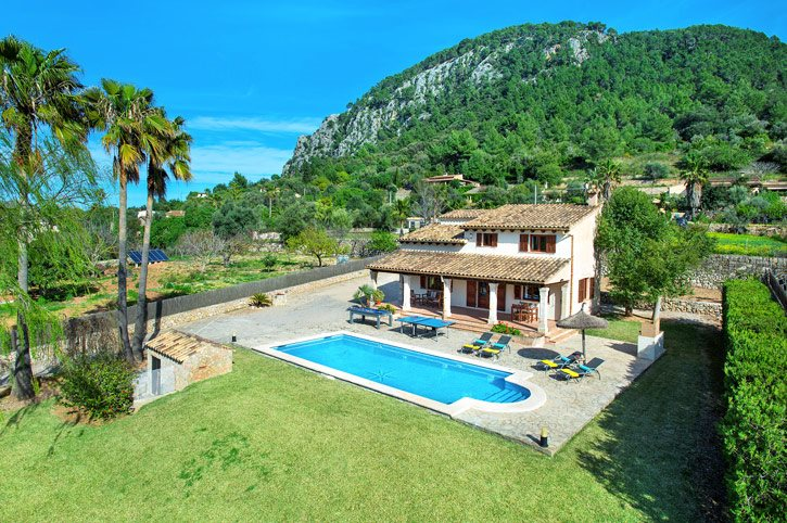 Villa Colet, Pollensa, Majorca, Spain