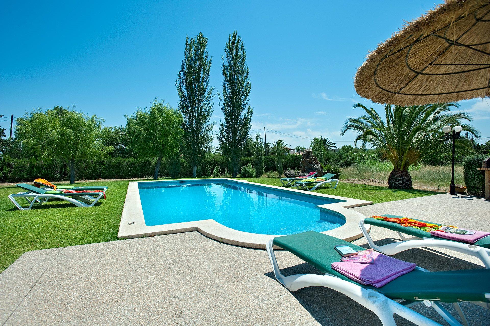 Villa Collet Vell In Puerto Pollensa Majorca Villa Plus