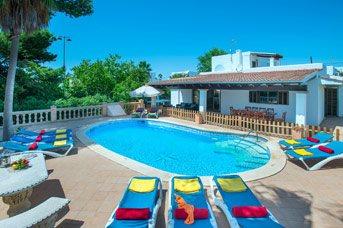 Villa Daurada, Cala D'or, Majorca, Spain
