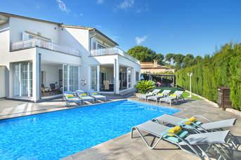 Villa Elena, Bonaire, Majorca, Spain