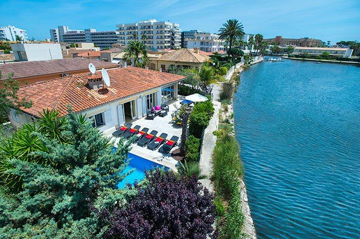 Villa Lago Esperanza, Alcudia, Majorca, Spain