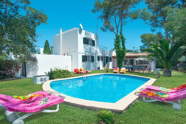 Villa Ferrer, Cala D'or, Majorca, Spain