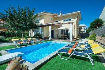 Villa Ferreret, Alcudia, Majorca, Spain