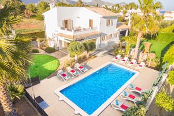 Villa Figuera, Puerto Pollensa, Majorca, Spain