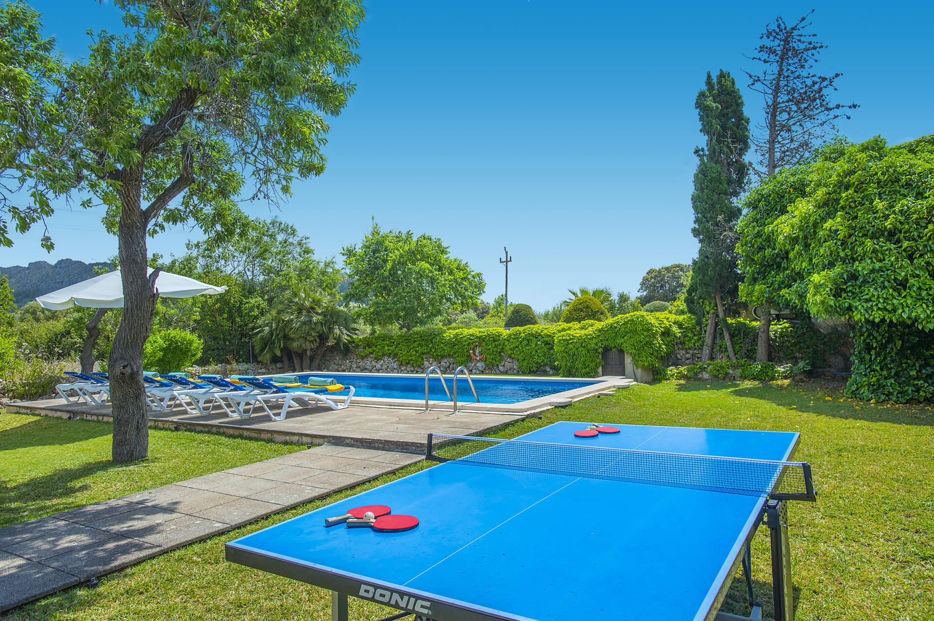 Villa Font Aina In Pollensa Majorca Villa Plus