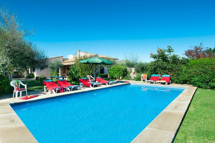 Villa Garriguer, Pollensa, Majorca, Spain