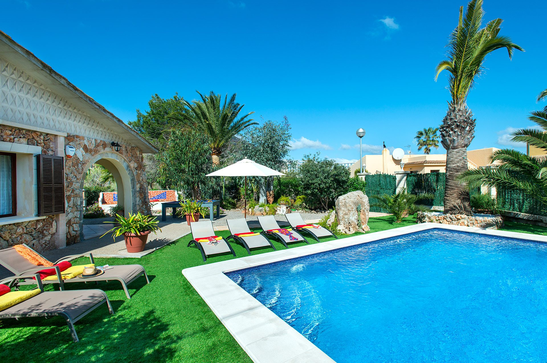 Villa Jardin Nadal In Alcudia, Majorca | Villa Plus