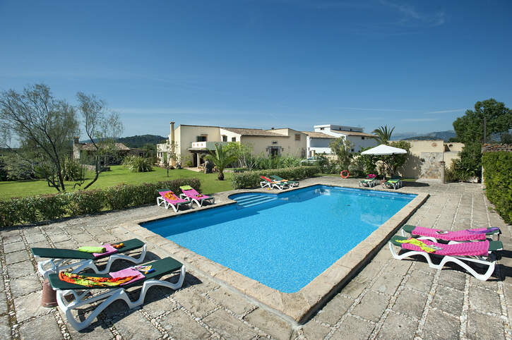 Villa L'Aresta, Puerto Pollensa, Majorca, Spain