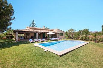 Villa L'Auba, Puerto Pollensa, Majorca, Spain